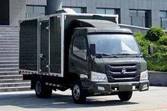 凯马 82马力 3.8米单排厢式轻卡(纯电动)(KMC1040EV28D) 卡车图片