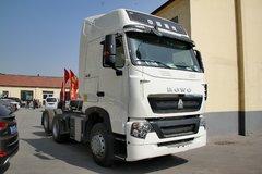 中国重汽 HOWO T7H重卡 440马力 6X2牵引车(九气囊)(ZZ4257V323HD1) 卡车图片