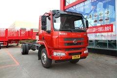 东风柳汽 乘龙M3中卡 160马力 4X2 6.75米仓栅式载货车底盘(LZ5160CCYRAPA) 卡车图片