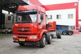 东风柳汽 乘龙M5重卡 220马力 6X2载货车底盘(LZ5200XXYM3CA)