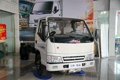 江铃 凯运 109马力 3360轴距 单排轻卡底盘(易燃气体厢车底盘)(JX5044XXYXG2) 卡车图片