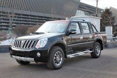 福田 萨普Z6 征服者 2.8L柴油 95马力 四驱 双排皮卡(舒适版) 卡车图片