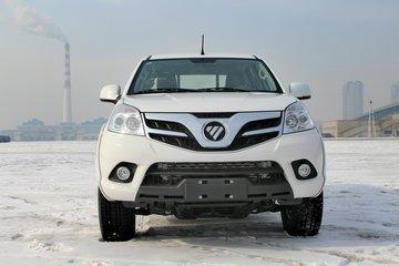 福田 拓陆者S 2018款 精英版 2.0L国五 汽油 218马力 自动 两驱 双排皮卡
