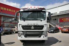 中国重汽 HOWO T5G中卡 160马力 4X2 6.92米栏板式载货车(ZZ1127K501GE1)图片
