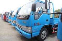 江淮好运28 73马力 3.7米单排栏板轻卡(窄体)(HFC1040P93K7B4) 卡车图片