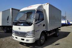 凯马 福来卡 95马力 3.7米单排厢式轻卡(KMC5040XXY28D4) 卡车图片