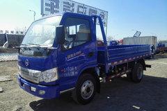 凯马 福来卡 95马力 3.7米单排栏板自卸轻卡(KMC3040ZLB28D4) 卡车图片