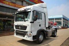中国重汽 HOWO T5G重卡 350马力 4X2牵引车(ZZ4183N361GD1) 卡车图片
