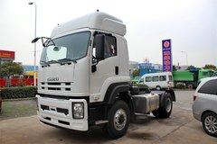 庆铃 VC46重卡 350马力 4X2牵引车(QL4180UJCR)