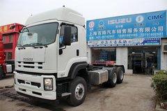 庆铃 VC46准重卡 350马力 6X4牵引车(QL4250UKCZ) 卡车图片