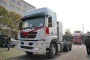 中国重汽 斯太尔D7B重卡 340马力 6X4 LNG牵引车(ZZ4253N3841E1L)