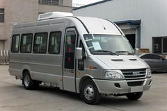 南京依维柯 宝迪 A42L 61马力 封闭厢式货车(纯电动)