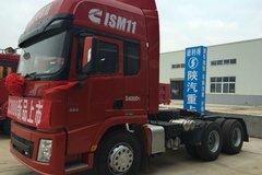 陕汽康明斯 德龙X3000 加强版 420马力 6X4牵引车(SX42564T324) 卡车图片