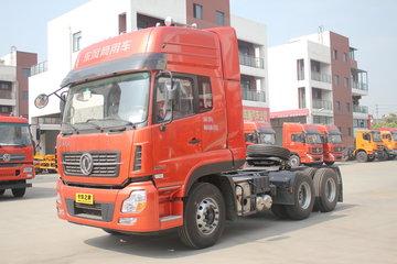 东风商用车 天龙重卡 375马力 6X4天然气牵引车(DFH4250A2)