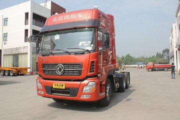 东风商用车 天龙重卡 420马力 6X4牵引车(DFL4251AX16A)