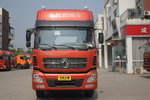 东风商用车 天龙重卡 350马力 6X4危化品牵引车(DFH4250A6)图片