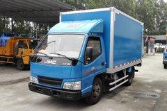 江铃 新顺达 109马力 3.7米单排厢式轻卡(JX5044XXYXC2) 卡车图片