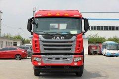 江淮 格尔发K3W 重载版 350马力 6X4平板运输车(HFC3251P1K6E43S3V)