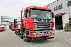 江淮 格尔发K3W 350马力 8X4平板运输车(HFC3311P1K6H35S3V)