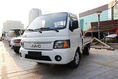 江淮 帅铃X260 136马力 柴油 3.1米单排栏板微卡(HFC1036PV4K1B5V)
