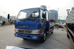 江淮 骏铃K330 120马力 4.2米单排栏板轻卡(HFC1041P93K1C2) 卡车图片