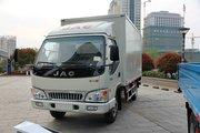 江淮 康铃H3中体 117马力 4.2米单排厢式轻卡(国五)(HFC5041XXYP93K1C2V)
