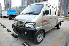 江淮 康铃X 1.1L 61马力 汽油 2.2米双排栏板微卡(HFC1020RF2A) 卡车图片