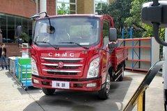 四川现代 瑞越 115马力 4.18米单排栏板轻卡(CNJ1041ZDB33M) 卡车图片
