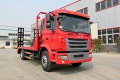 江淮格尔发 180马力 4X2 5米平板运输车(HFC5161TPBP3K1A47F)