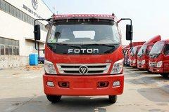 福田 奥铃CTX中卡 156马力 4X2 5.15米单排仓栅式载货车(BJ5059CCY-F1)图片