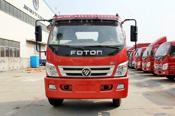 福田 奥铃CTX中卡 156马力 4X2 5.15米单排仓栅式载货车(BJ5059CCY-F1)