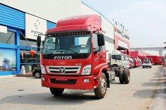 福田 奥铃CTX中卡 170马力 4X2排半载货车底盘(BJ5169XXY-AA) 卡车图片