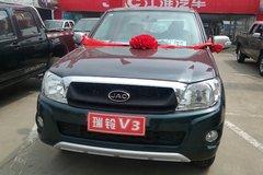 江淮 瑞铃V3 标准型 2014款 两驱 1.9L柴油 大双排皮卡 卡车图片
