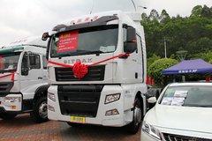 中国重汽 汕德卡SITRAK C7H重卡 400马力 6X4牵引车(ZZ4256V324HD1B) 卡车图片