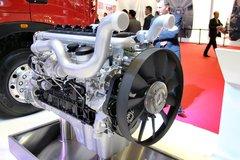 中国重汽MT13.36-50 360马力 13L 国五 天然气发动机