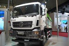 东风商用车 大力神重卡 350马力 6X4 5.6米自卸车(新型渣土车)(DFH5258ZLJA) 卡车图片