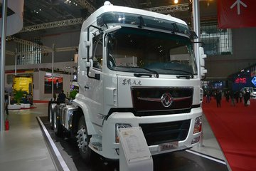 东风商用车 天龙重卡 420马力 6X4天然气牵引车(EQ4250GD5N3)