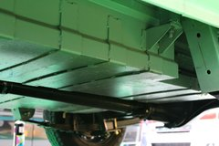金杯 小海狮X30 20马力 封闭厢式货车(纯电动)