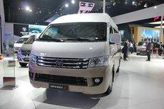 福田商务车 蒙派克S 136马力 封闭厢式货车