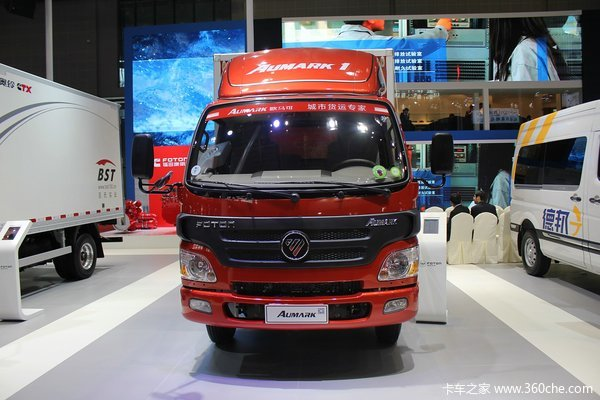 欧马可1系载货车北京市火热促销中 让利高达0.5万