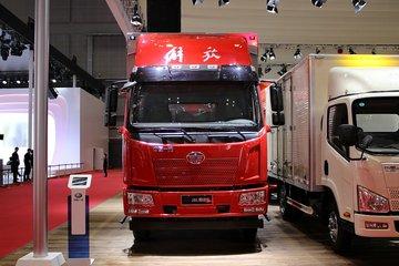 一汽解放 J6L中卡 复合型 220马力 6X2 7.7米厢式载货车(CA5190XXYP62K1L7T3E4)