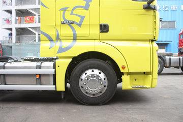 中国重汽 汕德卡SITRAK C7H重卡 540马力 6X2R牵引车(ZZ4256V323HE1)图片