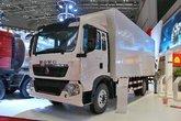 中国重汽 HOWO T5G中卡 180马力 4X2 6.92米厢式载货车(ZZ5167XXYK501GE1)