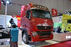 中国重汽 HOWO T7H重卡 440马力 6X4牵引车(16挡)(ZZ4257V324HE1B) 卡车图片