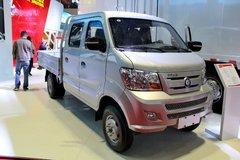 重汽王牌 W1系 1.8L 62马力 柴油 2.3米双排栏板微卡(CDW1030S1M4) 卡车图片