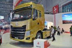 东风柳汽 乘龙H7重卡 旗舰版 400马力 6X4牵引车(LZ4251QDCA) 卡车图片