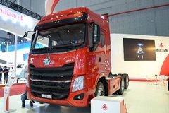 东风柳汽 乘龙H7重卡 385马力 6X4牵引车(LZ4251QDCA)