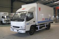 江铃 新凯运 109马力 4.18米单排保温车(JX5044XBWXG2)