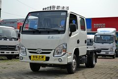 跃进 小福星S50 1.8L 68马力 柴油 3.2米双排微卡(NJ5031XXYPBBNS1) 卡车图片