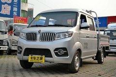 金杯 T32 1.3L 82马力 汽油 2.1米双排微卡(舒适型)(SY1020LC4AP) 卡车图片